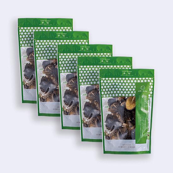 山の幸 香信5袋セット(100g×5)