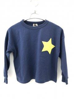 星フェルトTシャツ
