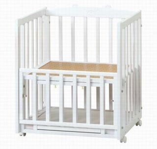 セカンドベッド くまさん ホワイト 内寸60×70cm