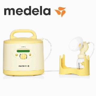メデラ 電動さく乳機シンフォニー+販売品シングルポンプセット