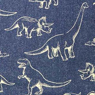 恐竜 Tip-top Collection|ネイビー