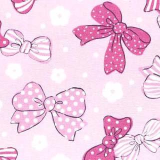 リボンフラワー お気に入りシリーズ|ピンク
