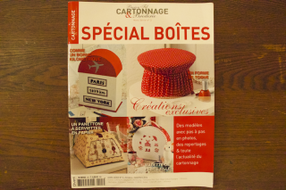CARTONNAGE&Broderie HORS-SERIE No.3