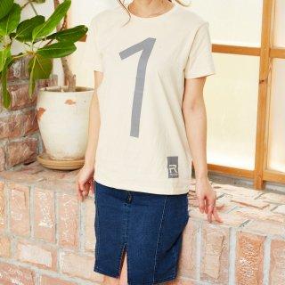 【値下げ】Tシャツ デカナンバー1・全2色
