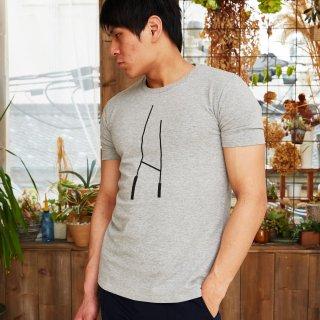 【値下げ】POLEバックロゴTシャツ