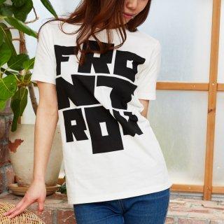 【値下げ】スクラムFRONTROWTシャツ・全2色