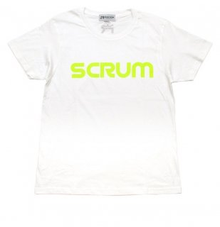 <img class='new_mark_img1' src='https://img.shop-pro.jp/img/new/icons41.gif' style='border:none;display:inline;margin:0px;padding:0px;width:auto;' />【値下げ】SCRUM Tシャツ・全3色