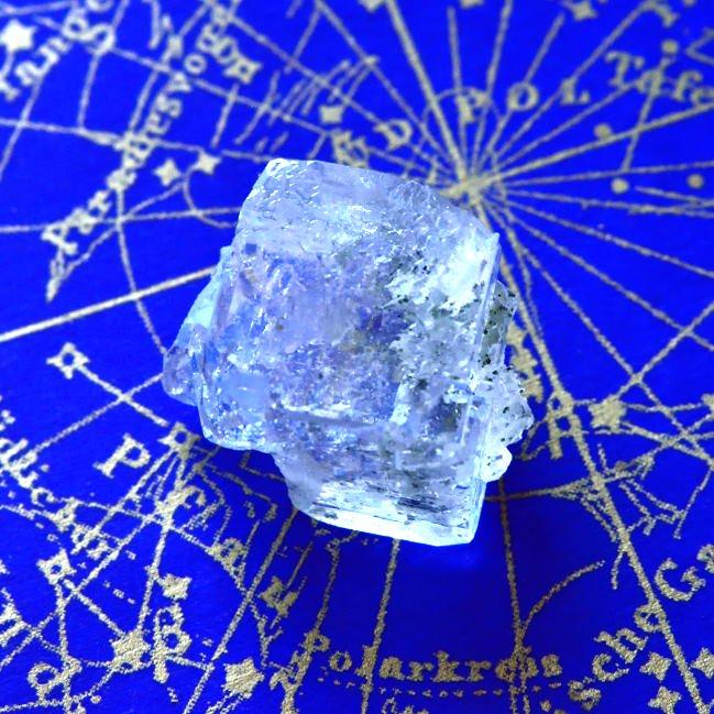 フローライト(蛍石) ロシア・ダルネゴルスク産 6g/ 鉱物・結晶原石