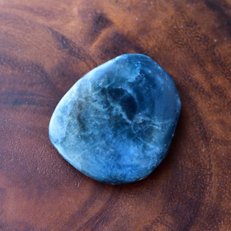 ダイアナイト Siberian Blue Jade ロシア産 13g/ スラブ・ヒーリング