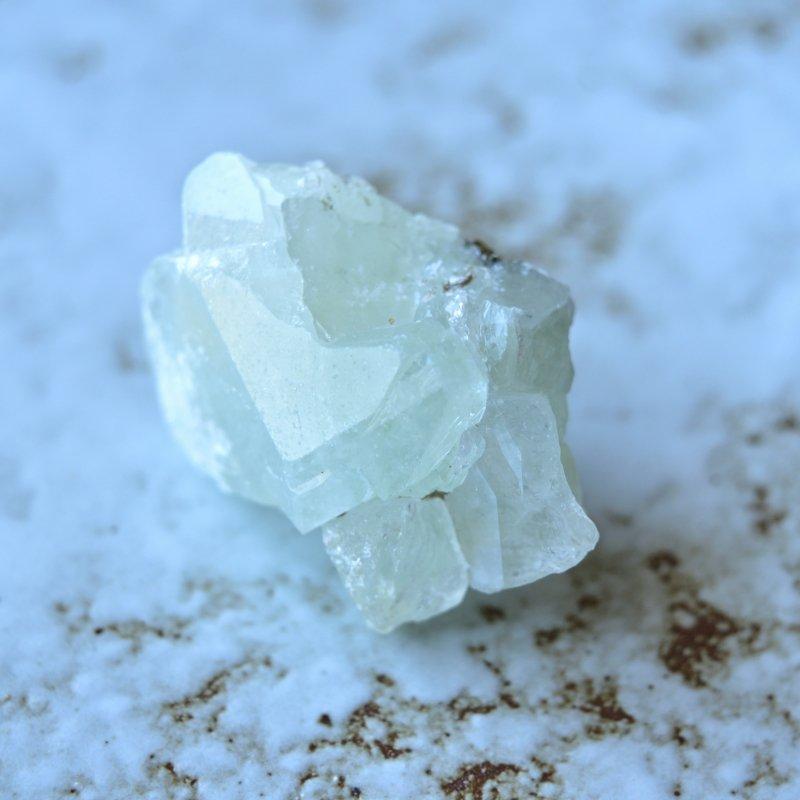 ダトーライト チャルコパイライト メキシコ・チャルカス産 55g/ 鉱物・結晶原石