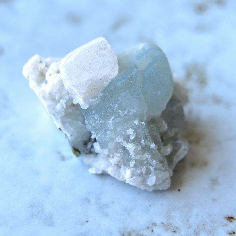 ダトーライト チャルコパイライト メキシコ・チャルカス産 54g/ 鉱物・結晶原石