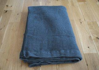 VINTAGE linen blanket (ヴィンテージリネンブランケット)