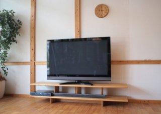 frit:シェルフTVボード