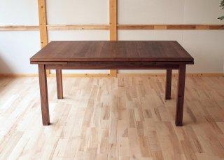 試作品 伸長ダイニングテーブル
