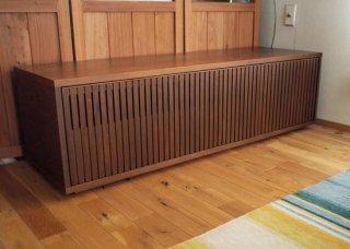 展示入れ替えの為 CONTE:テレビボード W1460