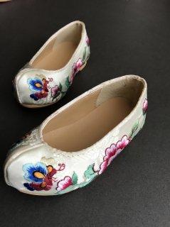 お花の手刺繍コッシン Y-014