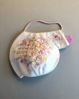 花刺繍チョバウィK-100