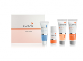 ENVIRON(エンビロン) モイスチャー1セット 【洗顔・トーニング・保湿セット】