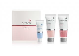 ENVIRON(エンビロン) デリケートセット 【洗顔・保湿セット】