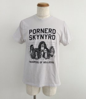 TACOMA FUJI (タコマフジ) / PORNERD SKYNYRD  (LIMITED EDITION) TEE / Tシャツ / プリントT / ユニセックス