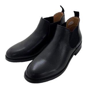 LABORER SHOES(レイバラーシューズ) / サイドゴアブーツ / Black / 靴 / レインシューズ / 撥水加工 / デイリーユース / 雑貨 / グッズ