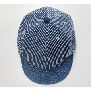 Nasngwam (ナスングワム) / RE : SPLASH CAP HICKORY / 濃色系 / キャップ / リメイク / 古着 / アメカジ / カジュアルスタイル / グッズ