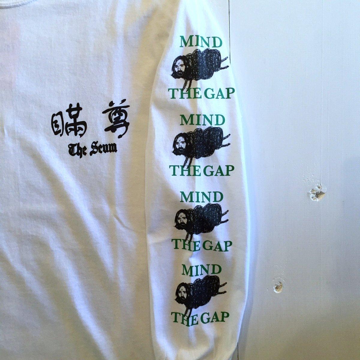 <img class='new_mark_img1' src='https://img.shop-pro.jp/img/new/icons3.gif' style='border:none;display:inline;margin:0px;padding:0px;width:auto;' />Black Weirdos  ブラック ウィドー / ロングTシャツ M-Scum L/S Tee 【WHITE】