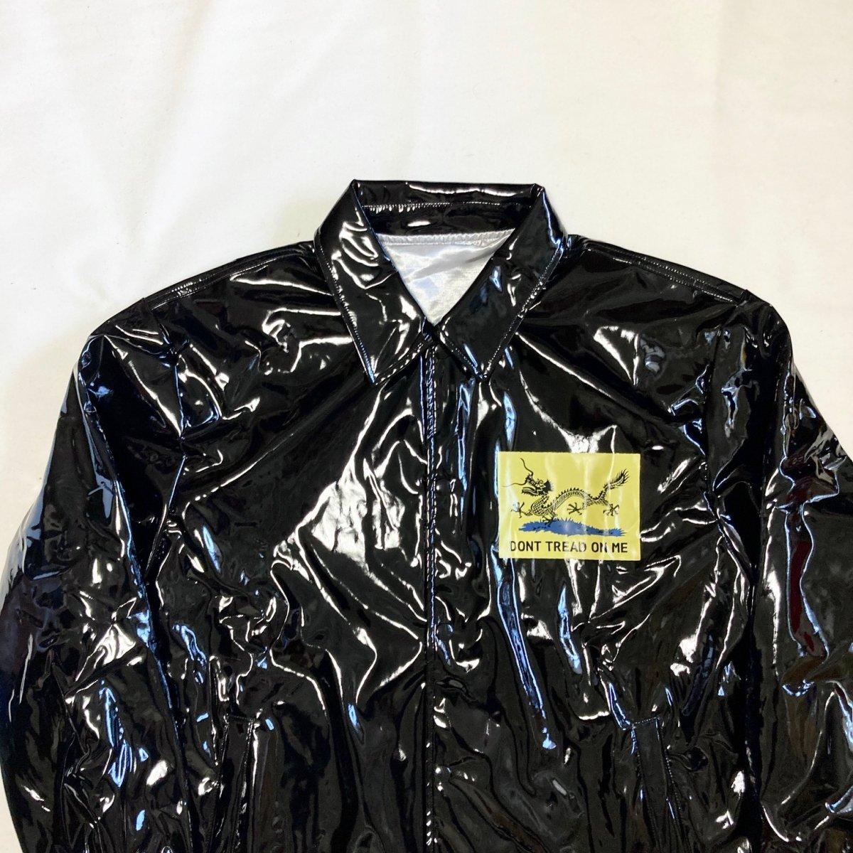 <img class='new_mark_img1' src='https://img.shop-pro.jp/img/new/icons3.gif' style='border:none;display:inline;margin:0px;padding:0px;width:auto;' />Black weirdos  ブラック ウィドー / ジャケット Enamel Coach jacket