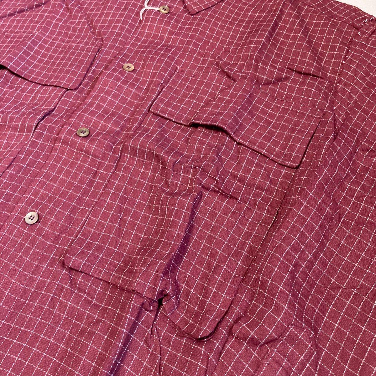 <img class='new_mark_img1' src='https://img.shop-pro.jp/img/new/icons3.gif' style='border:none;display:inline;margin:0px;padding:0px;width:auto;' />Black weirdos  ブラック ウィドー / シャツ Big Pocket Shirt