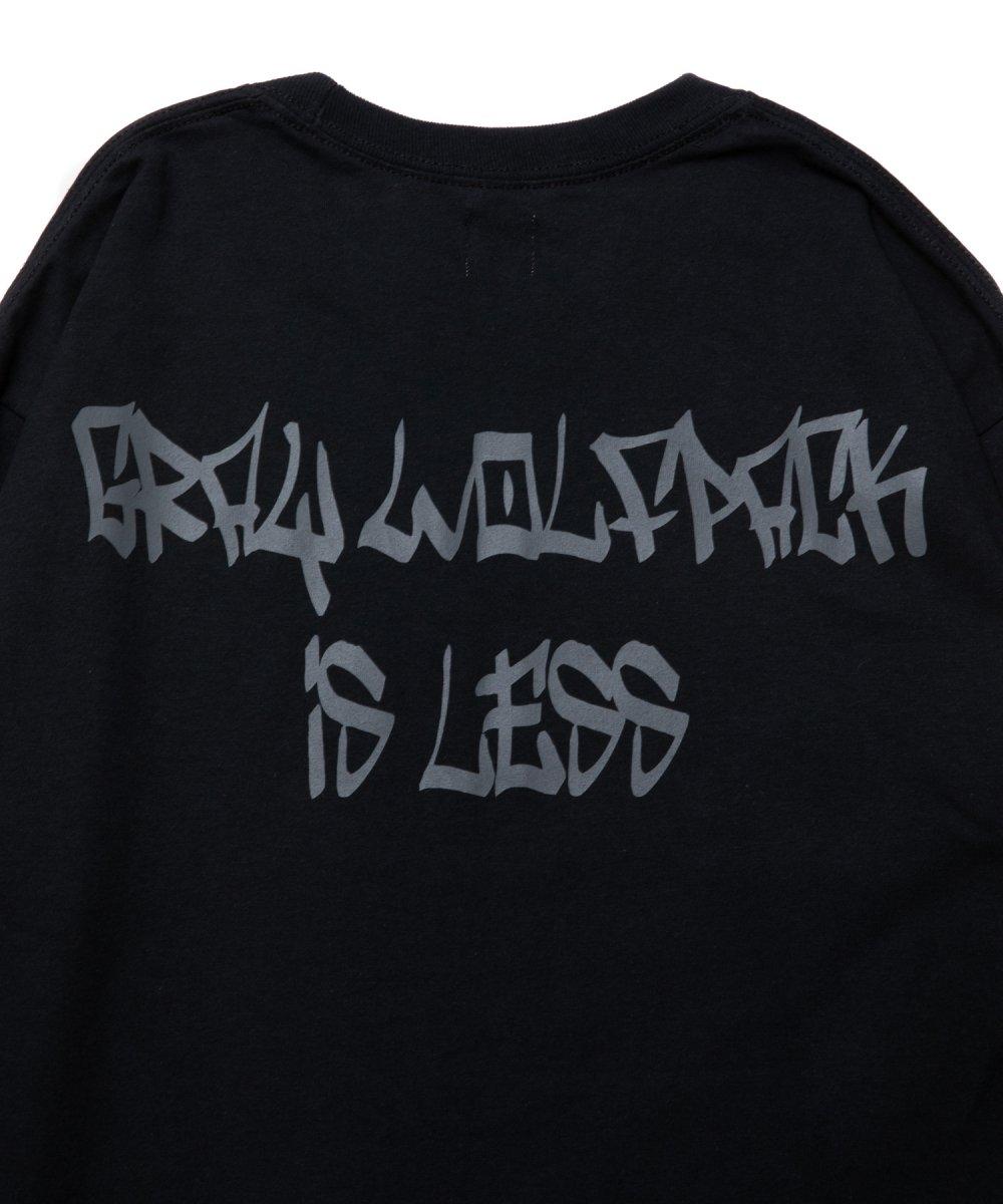 【4月下旬入荷予定】 ROTTWEILER ロットワイラー / Tシャツ TAGGING. L/S TEE  【BLACK】