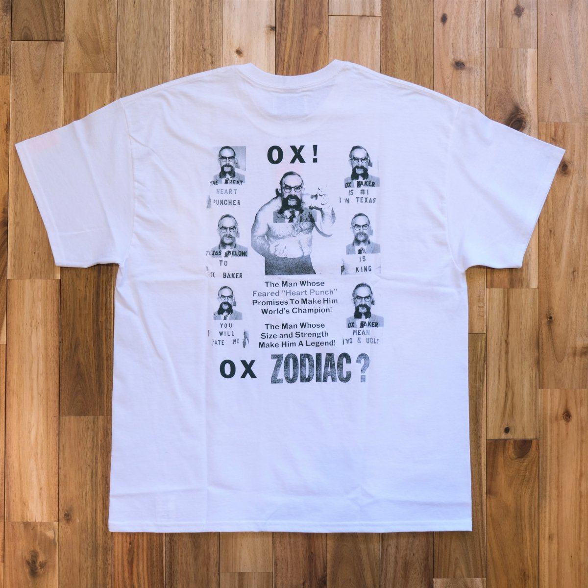 <img class='new_mark_img1' src='https://img.shop-pro.jp/img/new/icons3.gif' style='border:none;display:inline;margin:0px;padding:0px;width:auto;' />Black Weirdos  ブラック ウィドー / Tシャツ OX Tee 【WHITE】