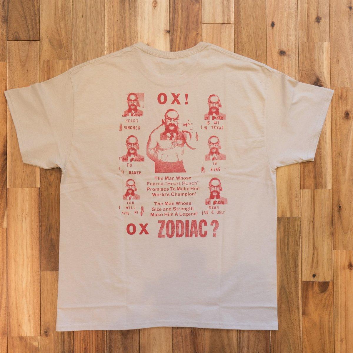 <img class='new_mark_img1' src='https://img.shop-pro.jp/img/new/icons3.gif' style='border:none;display:inline;margin:0px;padding:0px;width:auto;' />Black Weirdos  ブラック ウィドー / Tシャツ OX Tee 【BEIGE】