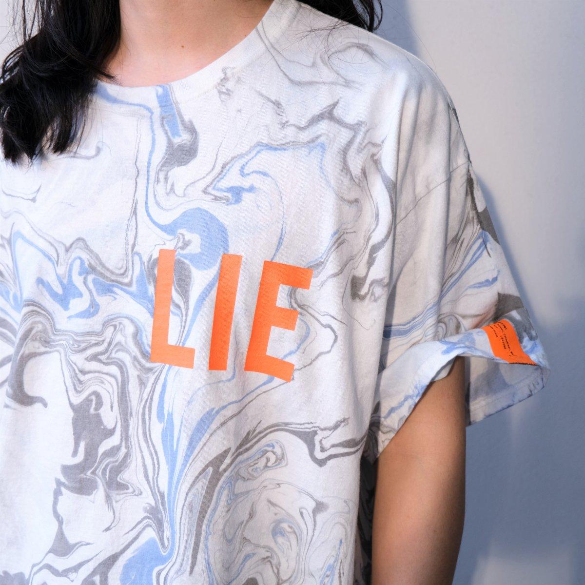 <img class='new_mark_img1' src='https://img.shop-pro.jp/img/new/icons3.gif' style='border:none;display:inline;margin:0px;padding:0px;width:auto;' />Black Weirdos  ブラック ウィドー / Tシャツ Marbling TieDye Tee 【BLUE】