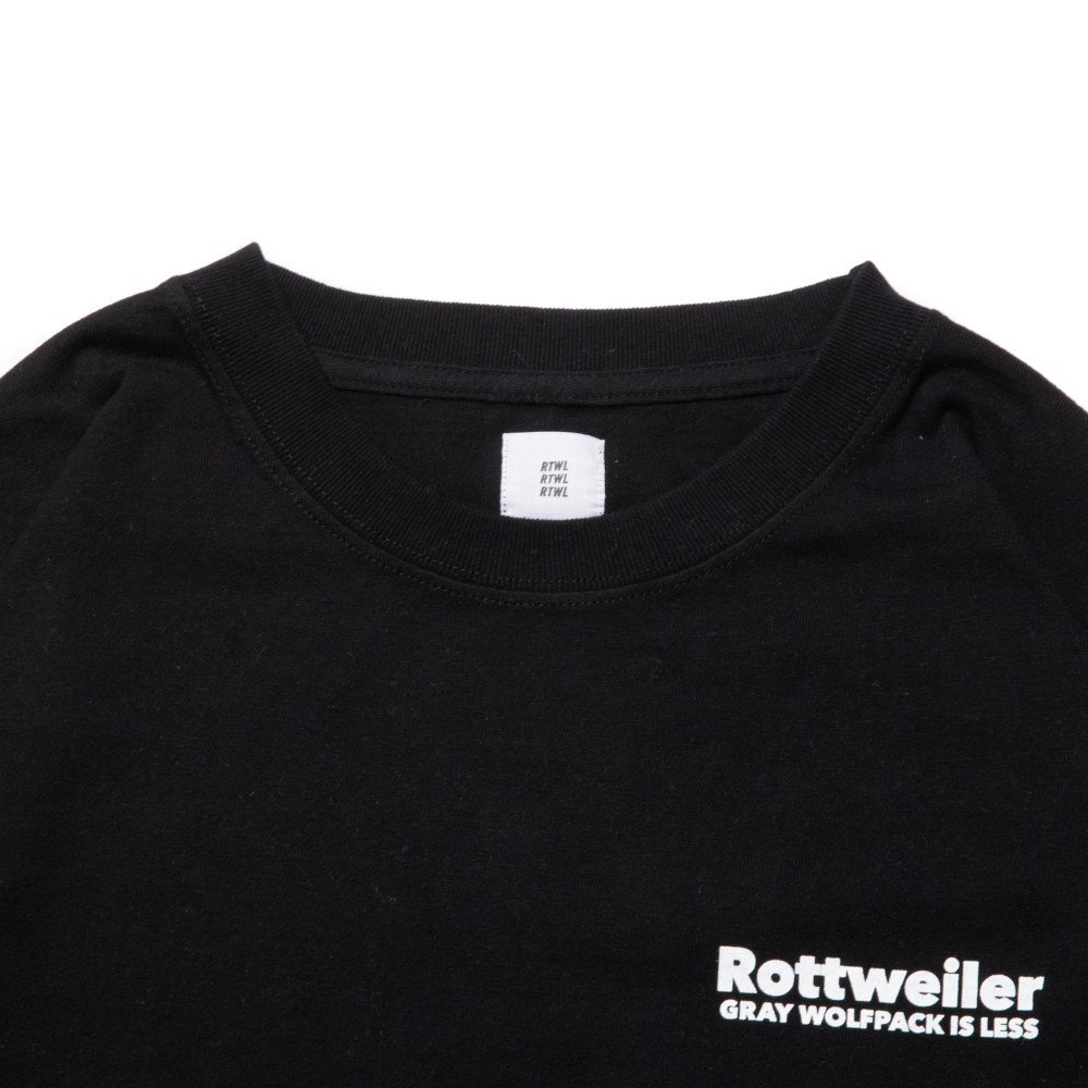 <img class='new_mark_img1' src='https://img.shop-pro.jp/img/new/icons24.gif' style='border:none;display:inline;margin:0px;padding:0px;width:auto;' />【SALE / 30%OFF】ROTTWEILER ロットワイラー / Tシャツ 90 R.W LS TEE