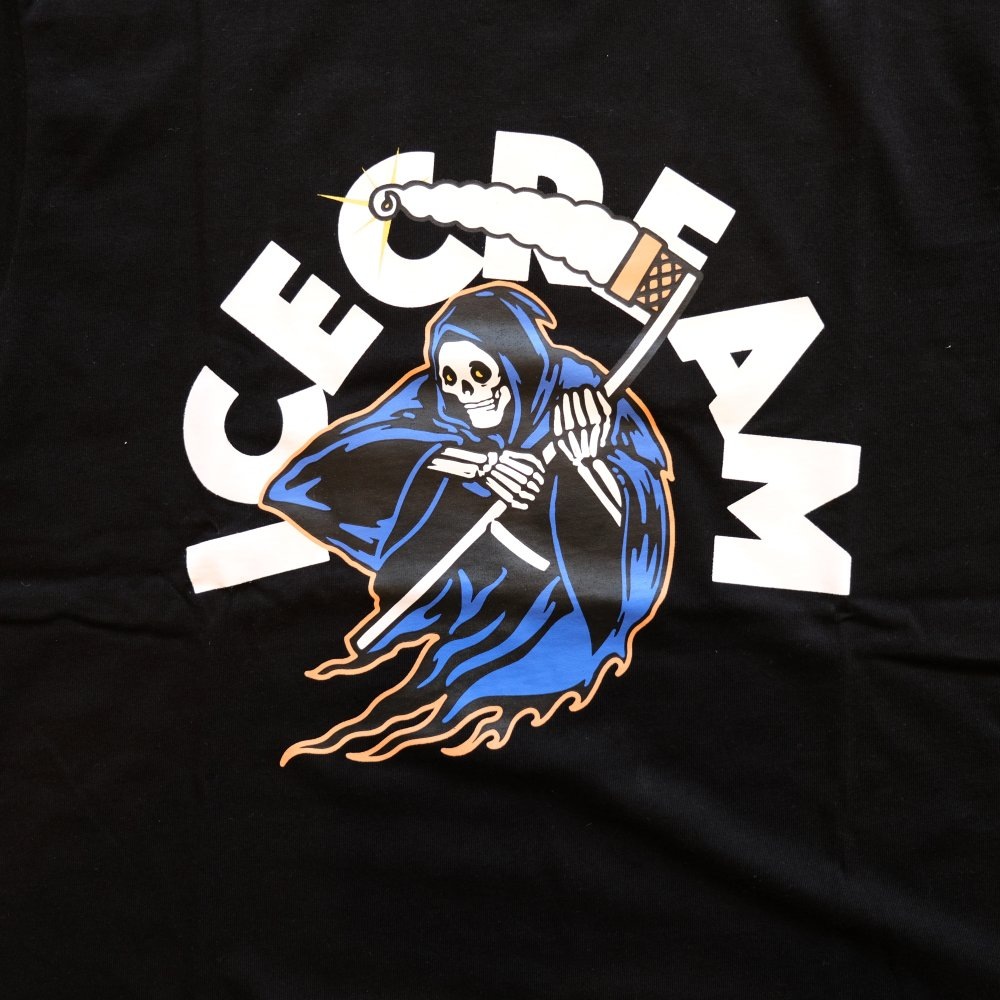 <img class='new_mark_img1' src='https://img.shop-pro.jp/img/new/icons3.gif' style='border:none;display:inline;margin:0px;padding:0px;width:auto;' />ICE CREAM アイスクリーム / Tシャツ DON'T FEAR THE REAPER T-SHIRT