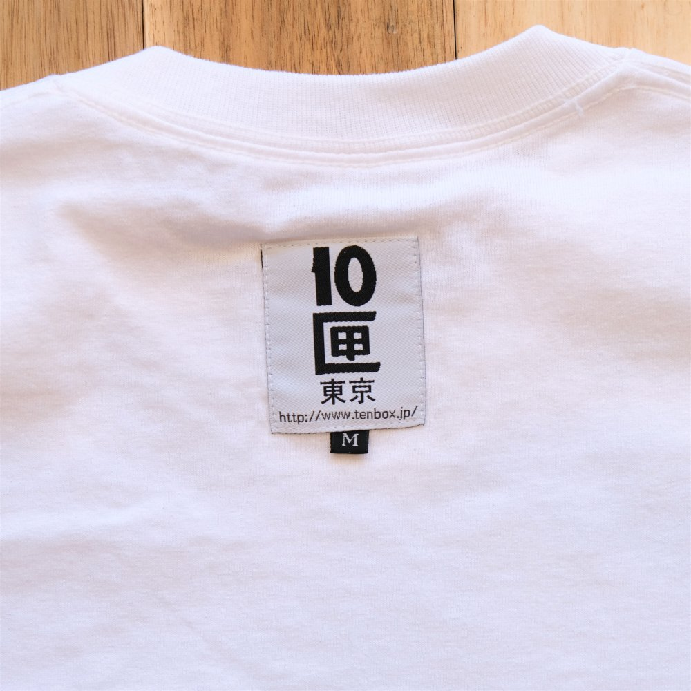<img class='new_mark_img1' src='https://img.shop-pro.jp/img/new/icons3.gif' style='border:none;display:inline;margin:0px;padding:0px;width:auto;' />TENBOX テンボックス / Tシャツ DEER SKULL TEE