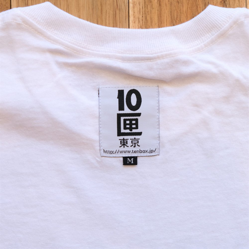 <img class='new_mark_img1' src='https://img.shop-pro.jp/img/new/icons3.gif' style='border:none;display:inline;margin:0px;padding:0px;width:auto;' />TENBOX テンボックス / Tシャツ HAND SIGN TEE