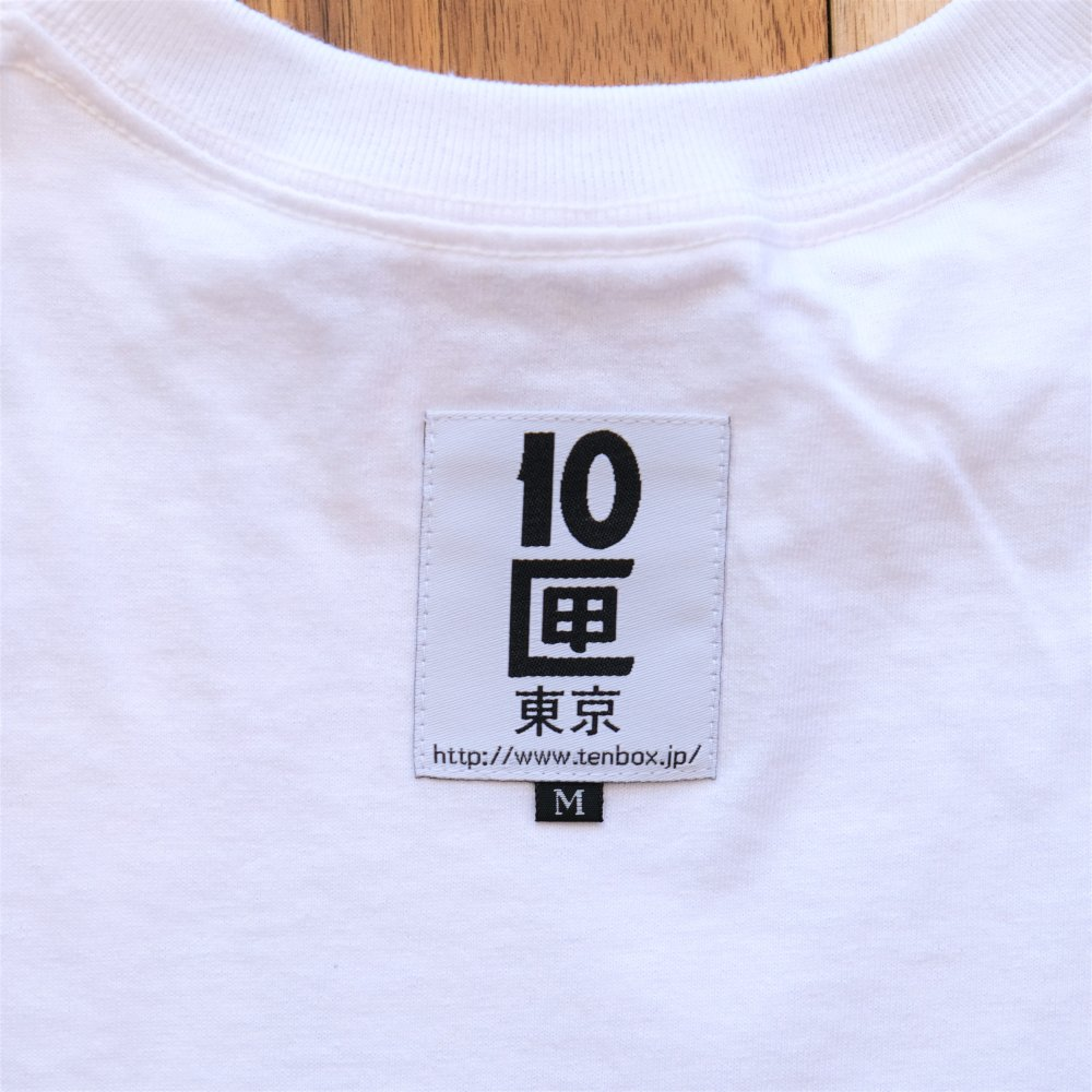 <img class='new_mark_img1' src='https://img.shop-pro.jp/img/new/icons3.gif' style='border:none;display:inline;margin:0px;padding:0px;width:auto;' />TENBOX テンボックス / Tシャツ CLOSS HORN TEE