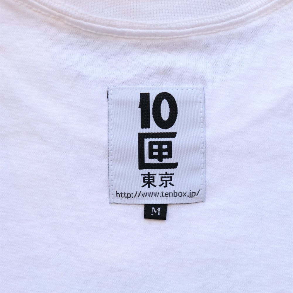 <img class='new_mark_img1' src='https://img.shop-pro.jp/img/new/icons3.gif' style='border:none;display:inline;margin:0px;padding:0px;width:auto;' />TENBOX テンボックス / Tシャツ TENBOX TOKYO TEE
