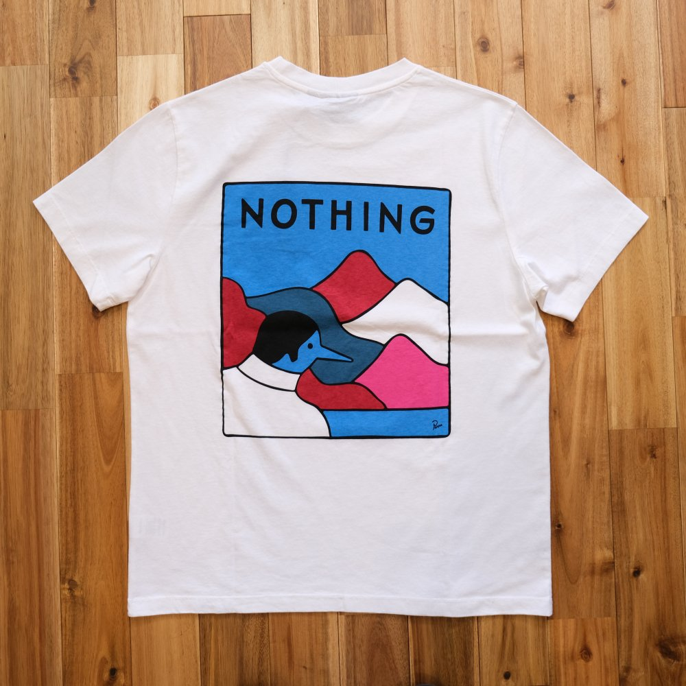 <img class='new_mark_img1' src='https://img.shop-pro.jp/img/new/icons3.gif' style='border:none;display:inline;margin:0px;padding:0px;width:auto;' />by Parra  パラ / Tシャツ  nothing t-shirt
