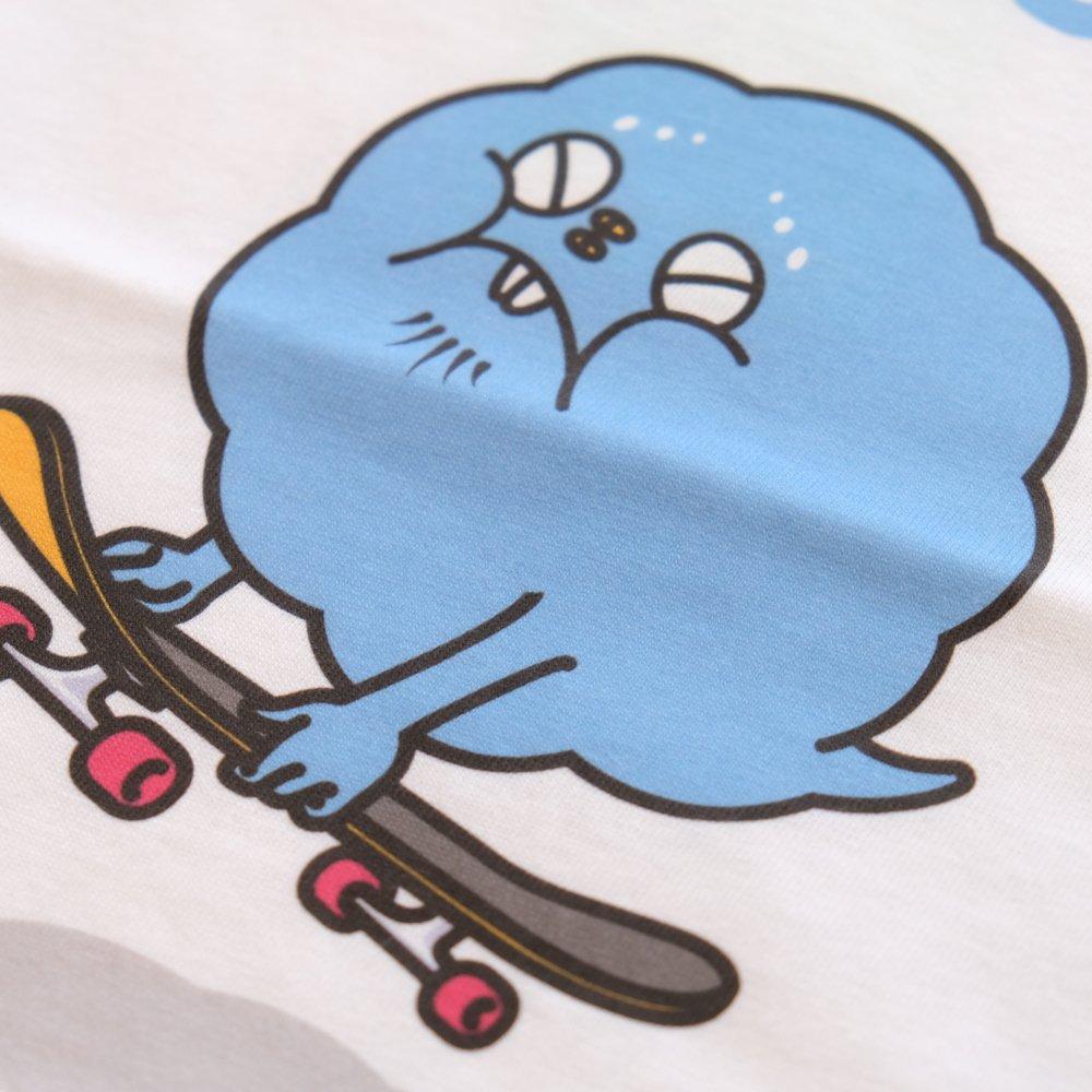 <img class='new_mark_img1' src='https://img.shop-pro.jp/img/new/icons3.gif' style='border:none;display:inline;margin:0px;padding:0px;width:auto;' />坩堝  ルツボ / キッズ Tシャツ  OBAKE Kids T-Shirts(RUTSUBO×YUSUDA)【KIDs】