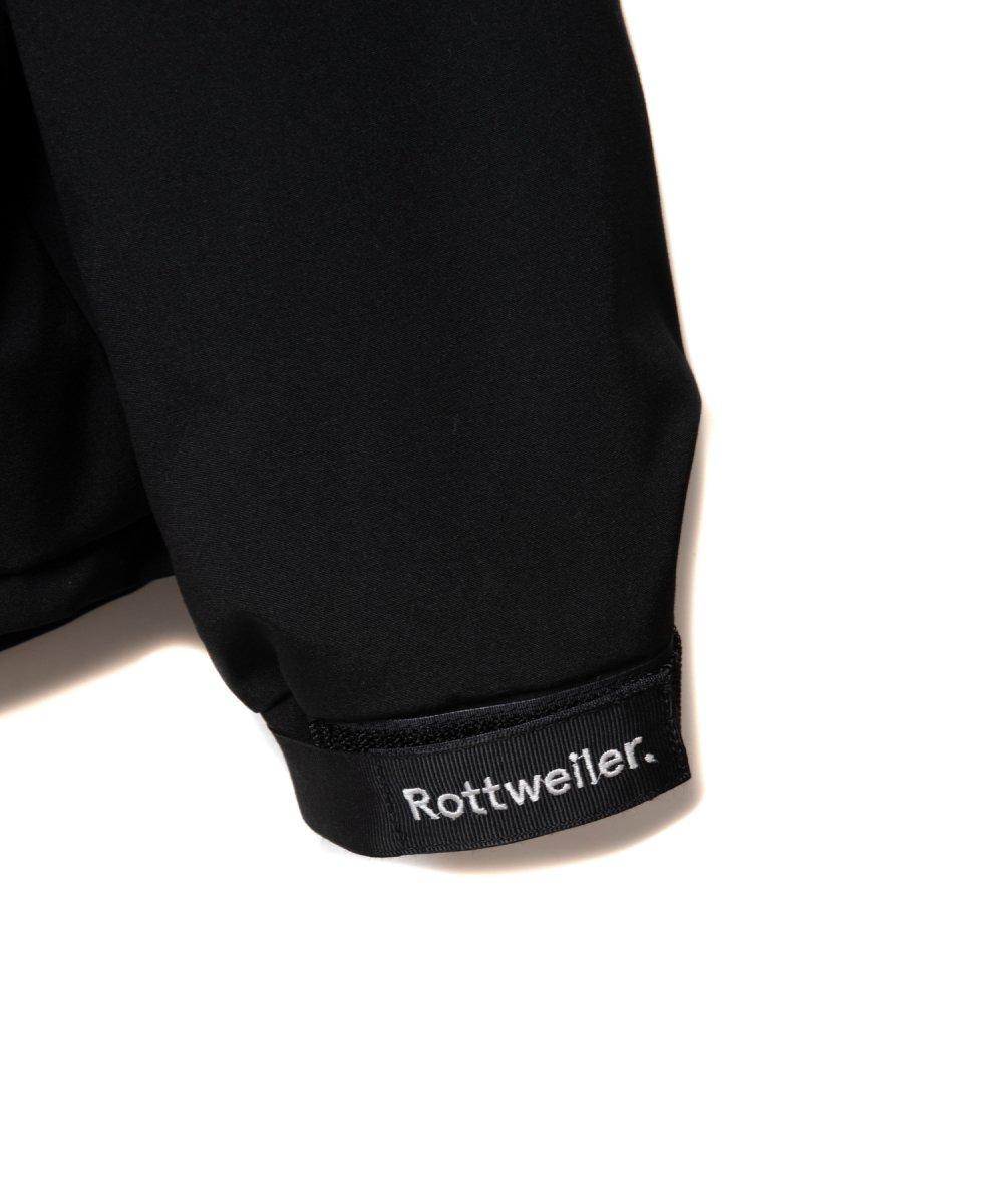 【10月入荷予定】 ROTTWEILER ロットワイラー / ジャケット M.I.L JACKAET 【BLACK】