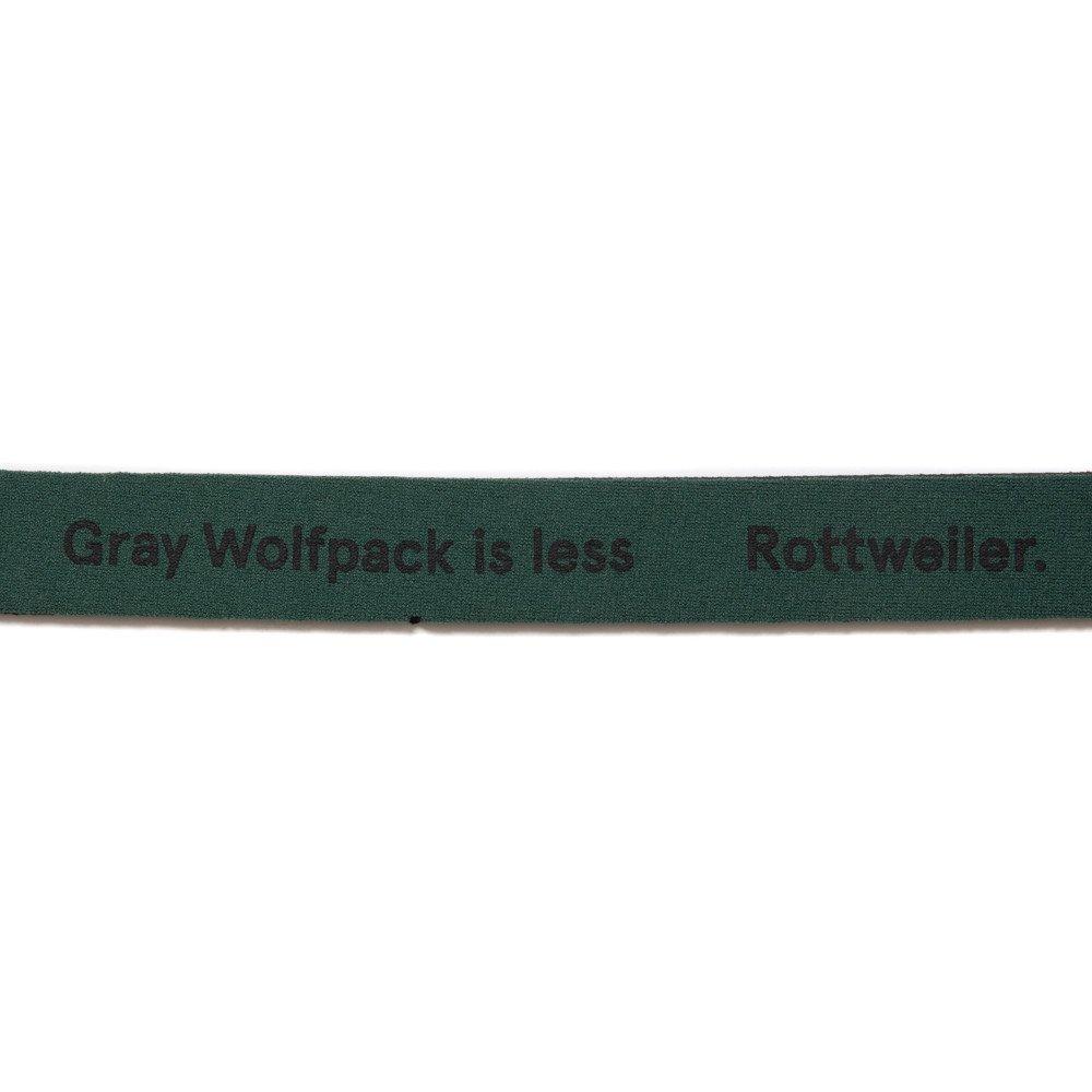 ROTTWEILER ロットワイラー /  アクセサリー R.W GLASS HOLDER 【DEEP GREEN】