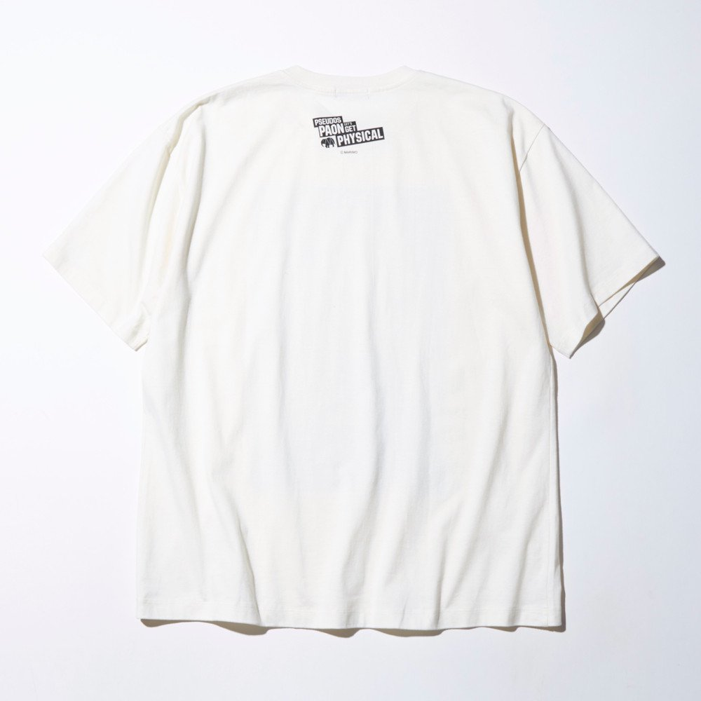 <img class='new_mark_img1' src='https://img.shop-pro.jp/img/new/icons3.gif' style='border:none;display:inline;margin:0px;padding:0px;width:auto;' />PSEUDOS / シュードス / Tシャツ / PRINTED T-SHIRT SS / PHYSICAL