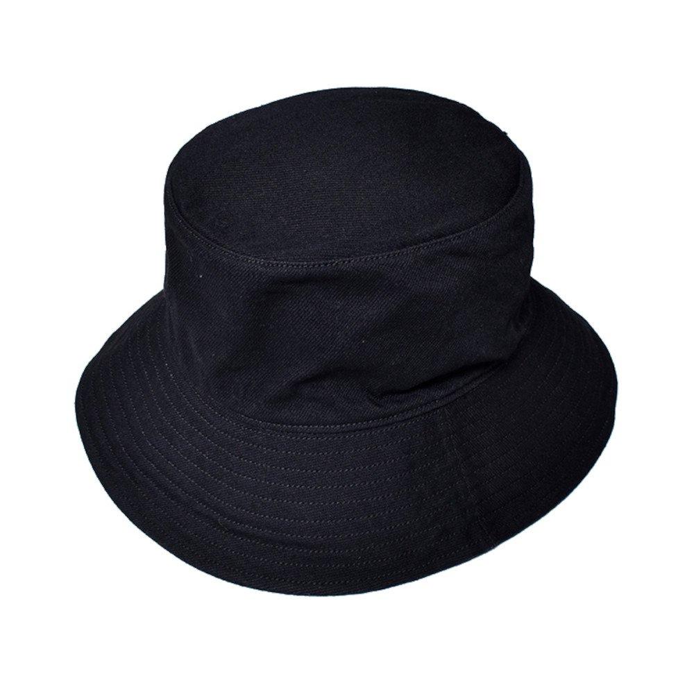 <img class='new_mark_img1' src='https://img.shop-pro.jp/img/new/icons3.gif' style='border:none;display:inline;margin:0px;padding:0px;width:auto;' />MINEDENIM マインデニム / ハット Black Denim Bucket HAT