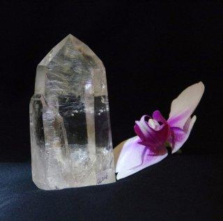 CL026  Crystalina Lemurian (Tabby Crystal, Rainbow,Phantom, Channel Face 7-3) 325g