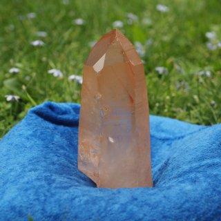 LS077a Crystaline Lemurian (Deep Pink, Lemurian)   222g 110mm