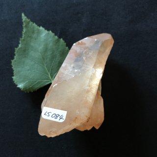 LS084 Crystaline Lemurian (Pink, Starship)   78g 70mm