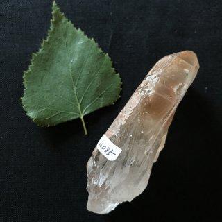 LS085a Crystaline Lemurian (Pink, Healed Key)   53g 70mm