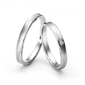 LAZARE DIAMOND 結婚指輪(2本セット)LG021PR/LG022PR RI